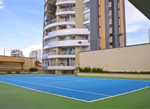 Cancha de tennis edificio Bonum de Mardel