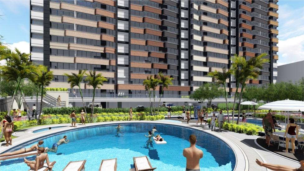 venta apartamentos bucaramanga,apartamentos de tres habitaciones bucaramanga,Lagos de mardel,proyectos constructora mardel bucaramanga.
