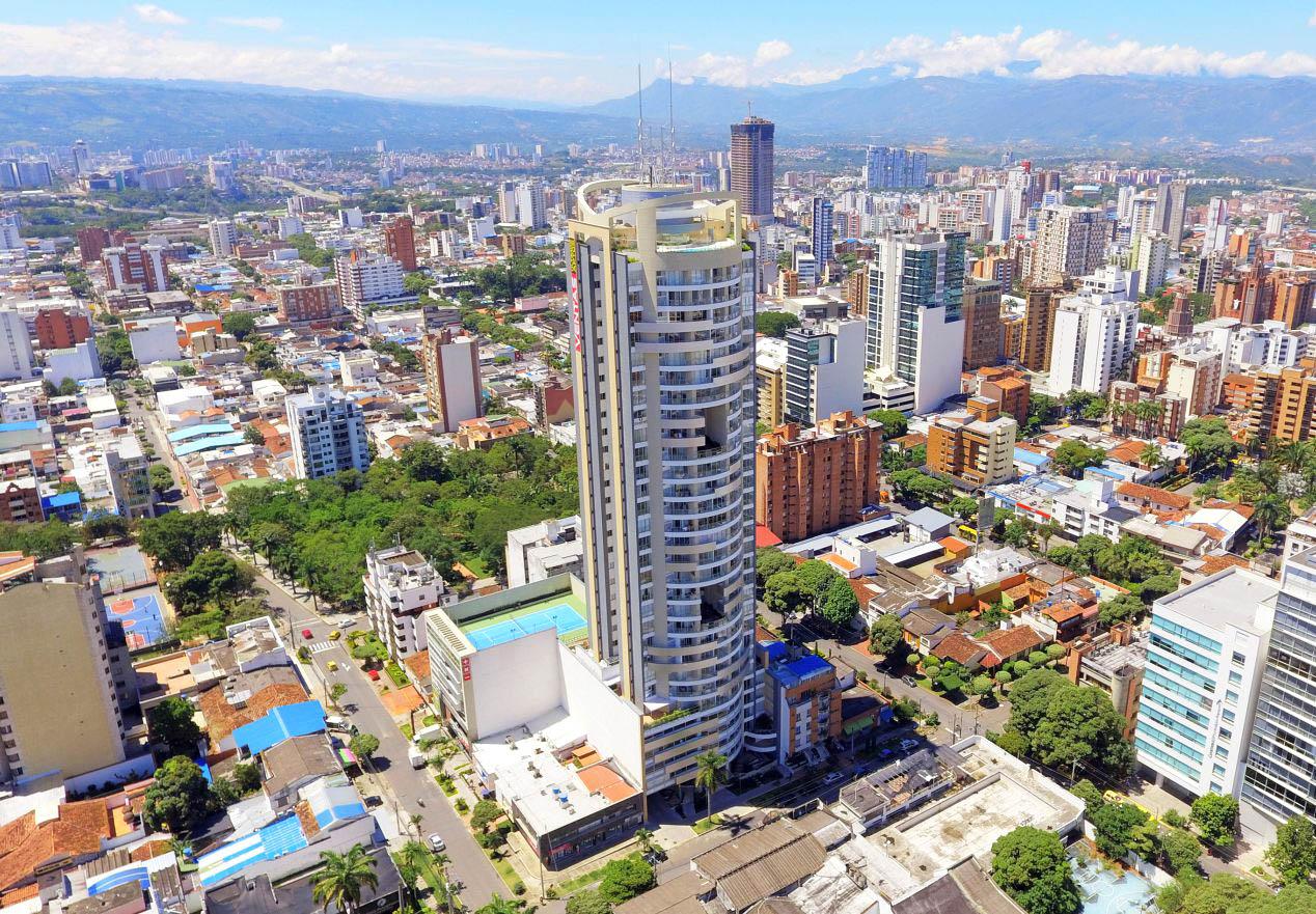 bonum de mardel apartamentos en venta mejor vista bucaramanga, constructora mardel bucaramanga