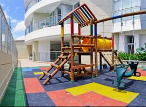 Apartamentos en venta, Parque infantil edificio Bonum de Mardel