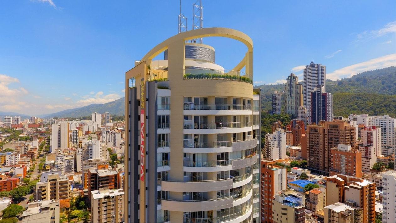Bonum de mardel- Construciones Mardel- Apartamentos Cabecera, Apartamentos bucaramanga - A4