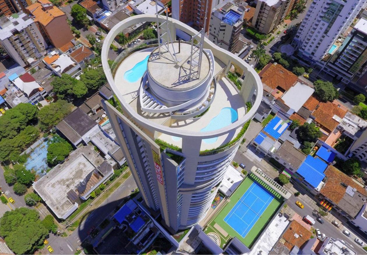 Bonum de mardel- Construciones Mardel- Apartamentos Cabecera, Apartamentos bucaramanga - A3