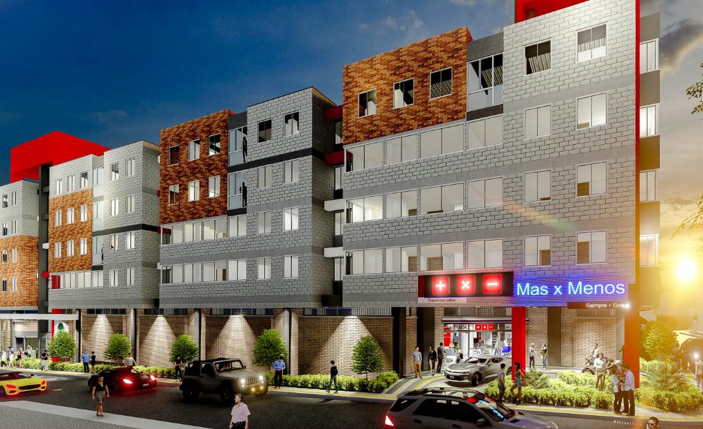Alborada de Mardel, proyecto apartamentos VIS en La Cumbre, Floridablanca