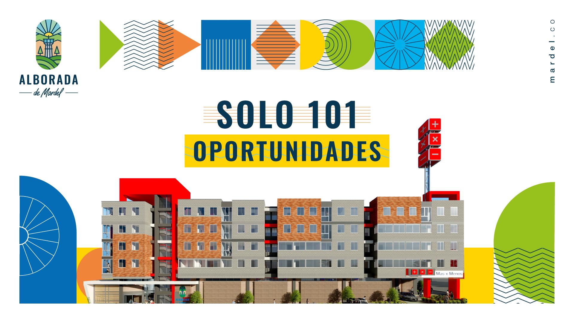 Alborada de Mardel, Vivienda de Interés prioritario, La Cumbre Floridablanca Santander