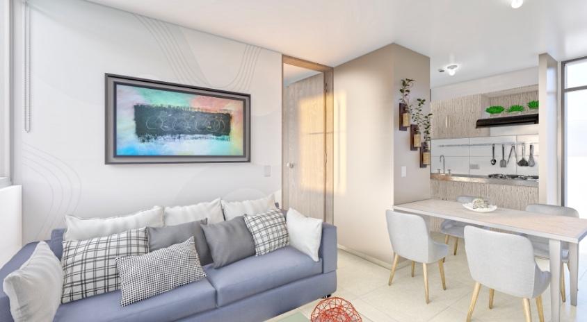 Montebello apartamentos VIS Bucaramanga, Constructora Mardel